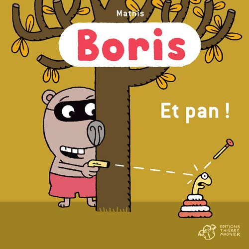 BORIS ET PAN: MATHIS