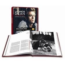 9782364780323: james dean l'etoile filante coffret collector de 112 pages + 3 dvd / tirage limité