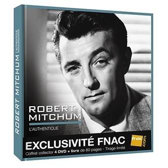 9782364780422: COFFRET 4 DVD ROBERT MITCHUM + LIVRE 80 PAGES - TIRAGE LIMITE