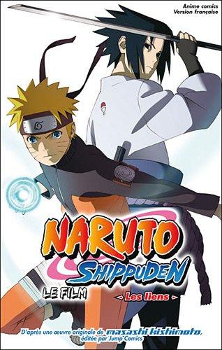 9782364800144: Anime comics naruto shippuden - kizuna - les liens