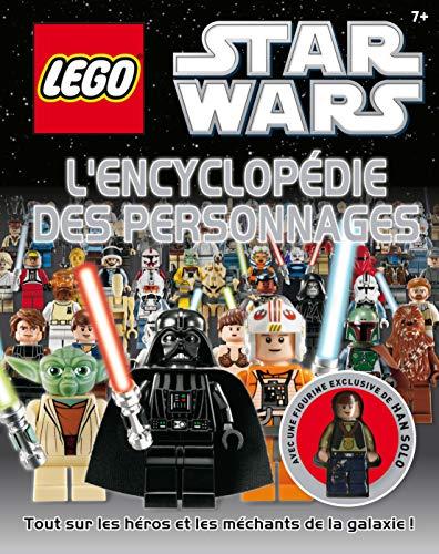 9782364800212: Lego Star Wars : L'encyclopédie des personnages