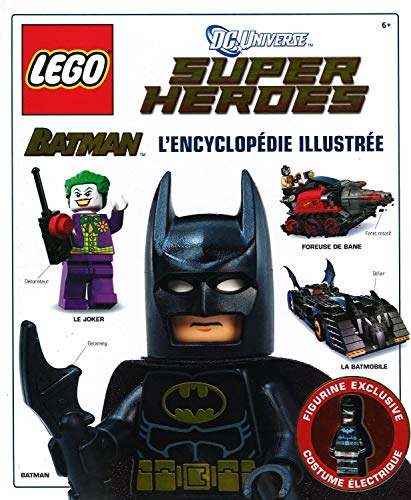 9782364801035: LEGO Batman : l'encyclopédie illustrée