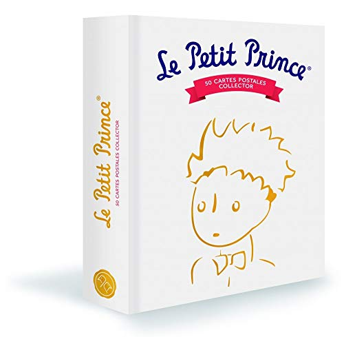 9782364801394: Le Petit Prince : Avec 50 cartes postales collector - 50 Collectible Post Cards (French Edition)