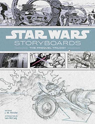 9782364801448: Star Wars - Storyboard, la Pr�logie