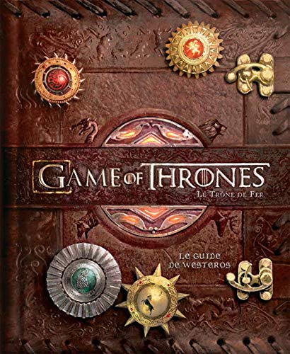 9782364801684: Le tr�ne de fer (A game of Thrones) : Le guide de Westeros : Livre pop-up