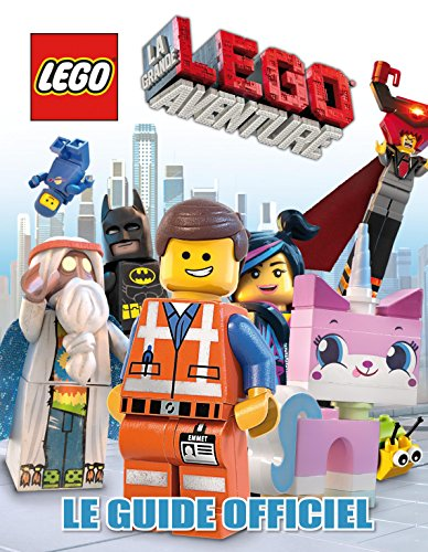 9782364801943: La grande aventure LEGO - le guide officiel
