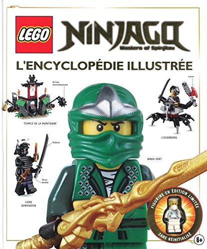 9782364802063: Lego Ninjago lmasters of Spinjitzu : L'encyclopédie illustrée