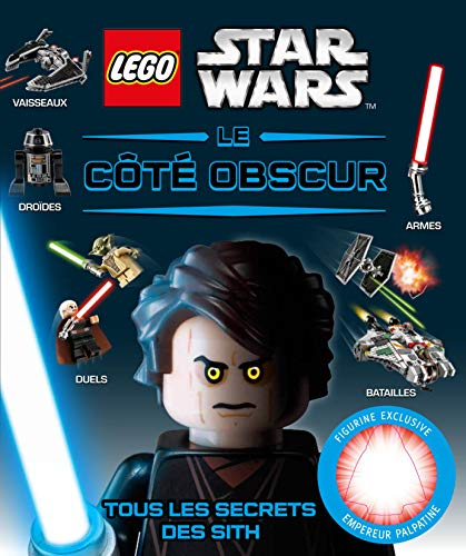 9782364802094: Lego Star Wars, Le c�t� obscur