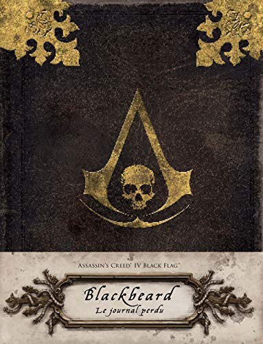 9782364802209: Assassin's Creed IV Black Flag : Barbe Noire : Le Journal perdu (Assassin's Creed - Le Journal perdu)