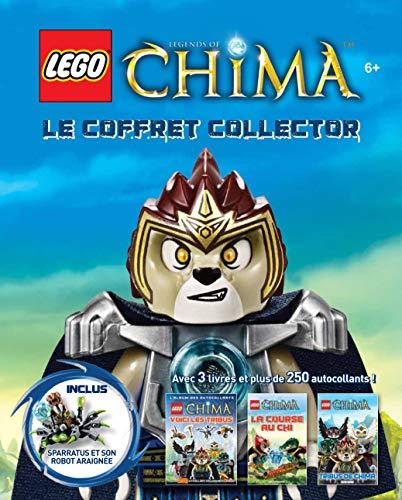 LEGO LEGENDS OF CHIMA, LE COFFRET COLLECTOR: XXX
