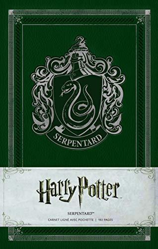 9782364803336: Harry Potter carnet Serpentard
