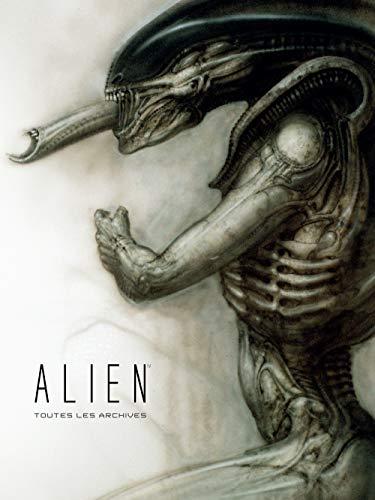 9782364803428: Alien : Toutes les archives