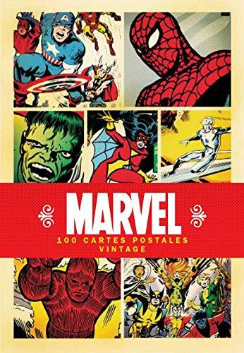 9782364803794: MARVEL : LES CARTES POSTALES (Marvel Vintage - Cartes Postal)