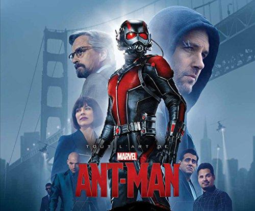 9782364803930: Ant-Man - Tout l'art - tome 1 - Tout l'art d'Ant-Man