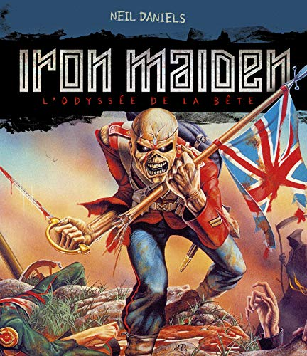 9782364805064: Iron Maiden, l'odyssée de la bête (réédition)