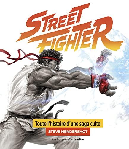 9782364806207: La saga Street Fighter
