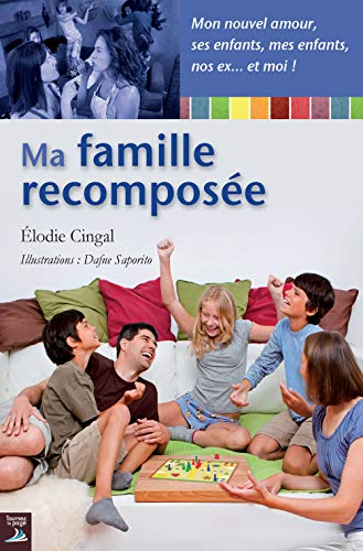 Ma famille recomposée: Elodie Cingal