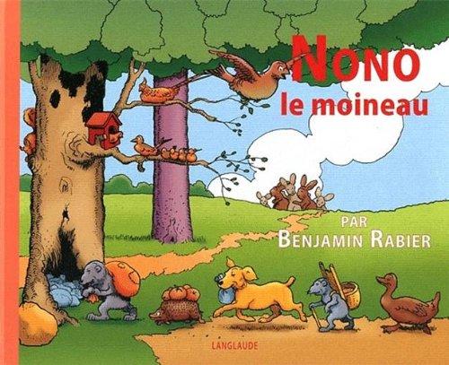 Nono le moineau (Souris verte): Rabier, Benjamin