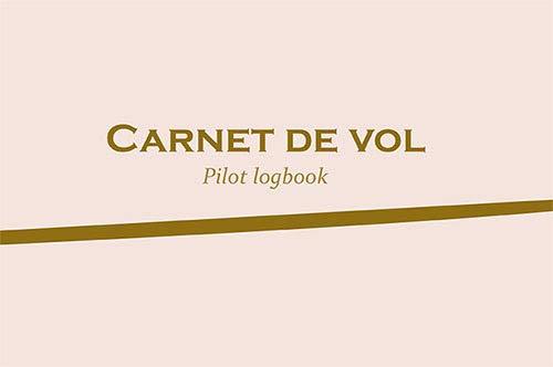 9782364931701: Carnet de vol : Pilote logbook
