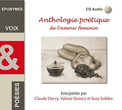 9782365160865: Anthologie Poetique de l'Amour Feminin