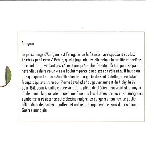 9782365160872: Antigone - Jean Anouilh