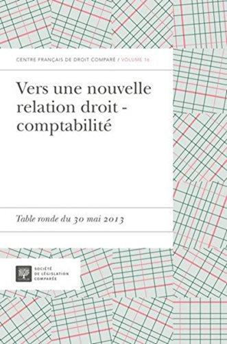 Vers une nouvelle relation droit-comptabilité: Francois Pasqualini