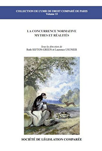 9782365170260: La concurrence normative. Mythes et r�alit�s