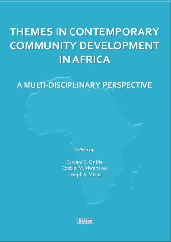 9782365230704: THEMES IN CONTEMPORARY COMMUNITY DEVELOPMENT IN AFRICA: A MULTI-DISCIPLINARY PERSPECTIVE