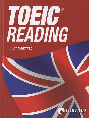 9782365320115: TOEIC reading (French Edition)
