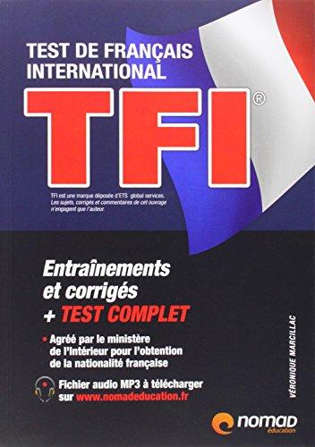 9782365320269: TFI test de français international : Préparation complète