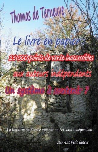 Le Livre En Papier: 25 000 Points: De Terneuve, Thomas