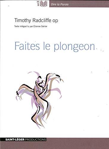 9782365470865: Faites le Plongeon Audiolivre