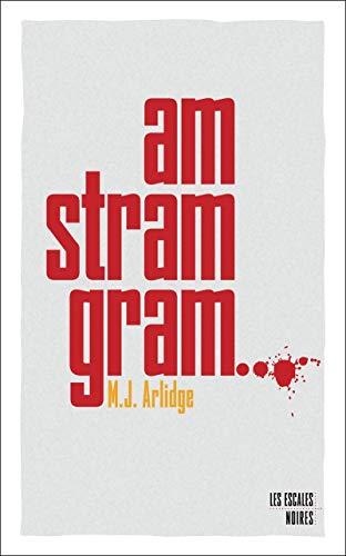 am stram gram: M. J. Arlidge