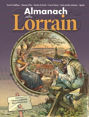 9782365723855: Almanach Du Lorrain