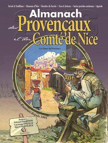 9782365723930: Almanach des Provençaux et du Comté de Nice 2016