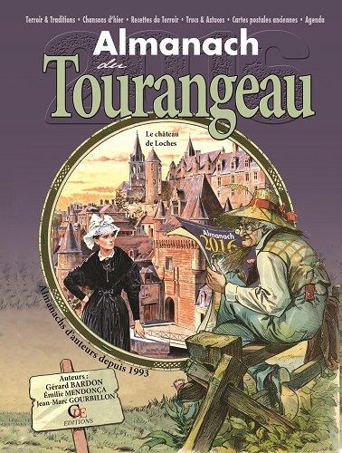 9782365723985: Almanach du Tourangeau 2016