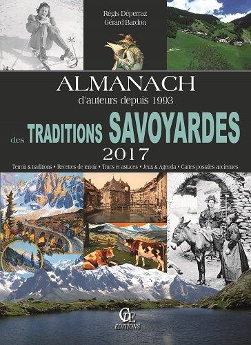 9782365725408: Almanach des traditions savoyardes (Les almanachs terroirs de France)