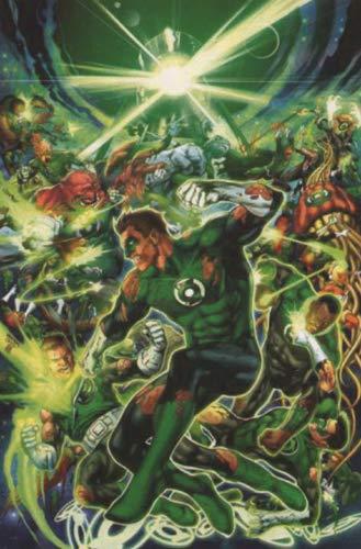 9782365770187: green lantern showcase t.1