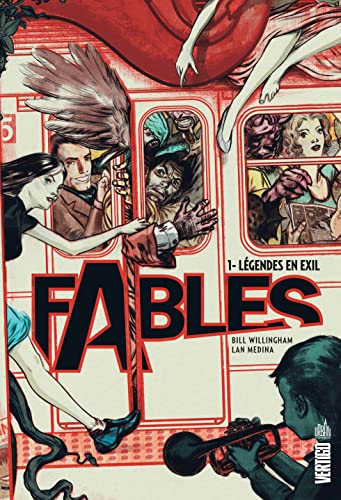 9782365770255: fables t.1 ; légendes en exil
