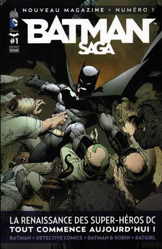 9782365770774: Batman Saga, n° 1