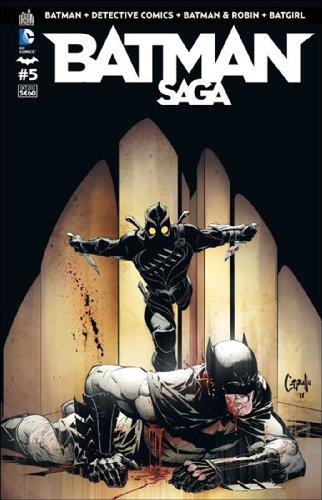 9782365770811: Batman Saga, n�5