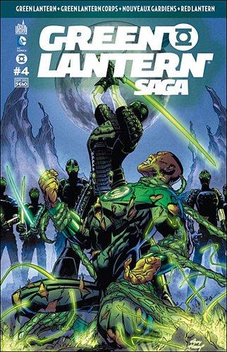 9782365770903: Green Lantern Saga, N° 4 :