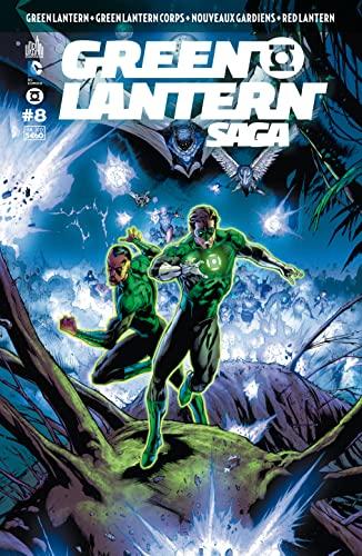 9782365771153: Green Lantern Saga, N� 8 :