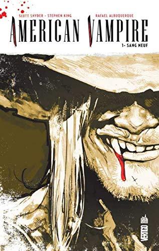 9782365772297: American Vampire tome 1