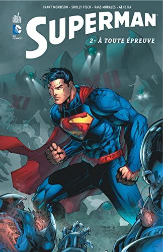 """9782365772372: Superman, Tome 2 : """"À toute épreuve"""""""