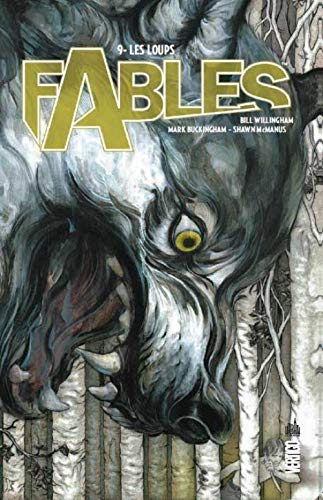 9782365772471: Fables tome 9