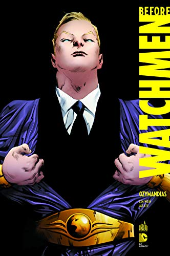 9782365773447: Before Watchmen Ozymandias (DC Deluxe)