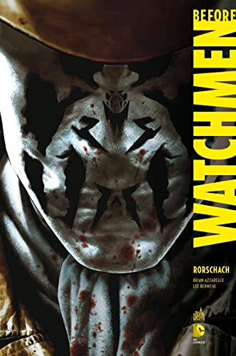 9782365773454: Before Watchmen Rorschach (DC Deluxe)