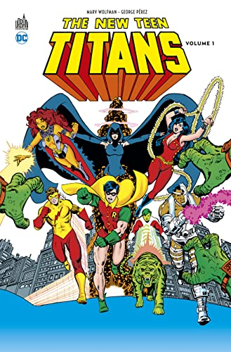 9782365774000: New Teen Titans, Tome 1 :