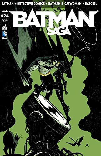 9782365774529: Batman Saga n� 24